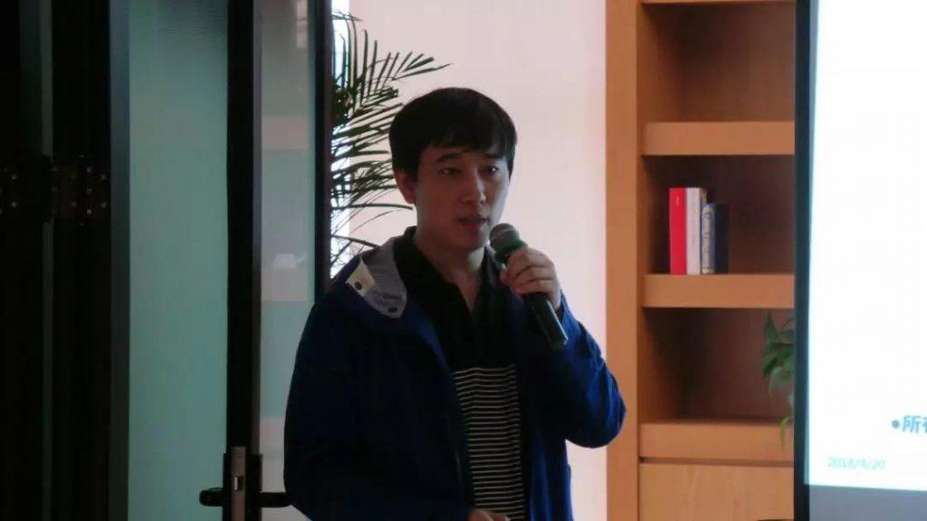 易观方舟产品总监 张晓亮