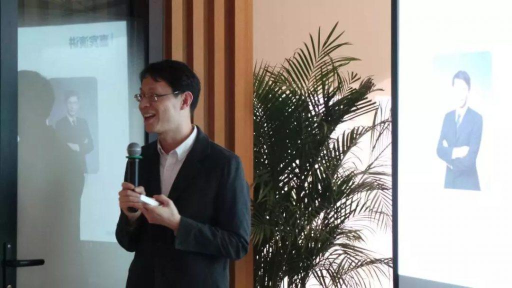 融道网·生菜金融副总经理郑海阳